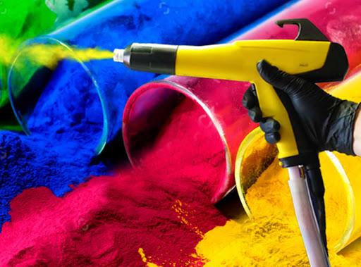 کاربرد رنگ پودری الکترواستاتیکی کوره ای