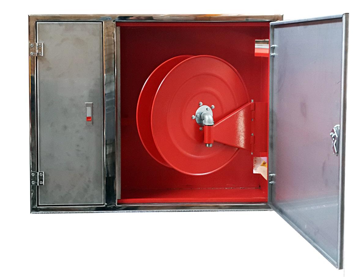 جزئیات نصب جعبه آتش نشانی مدل هوزریلی
