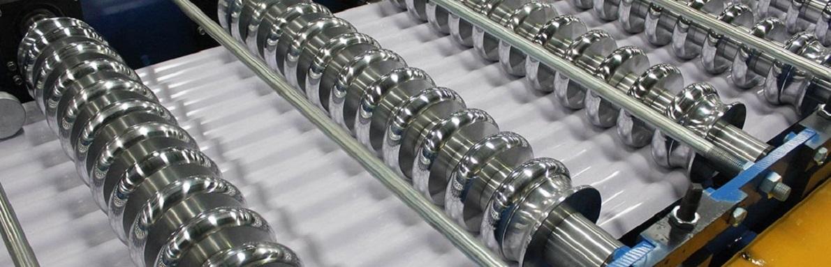 تولید سینی کابل با دستگاه رول فورمینگ